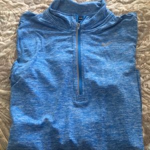 Nike Running warm up top